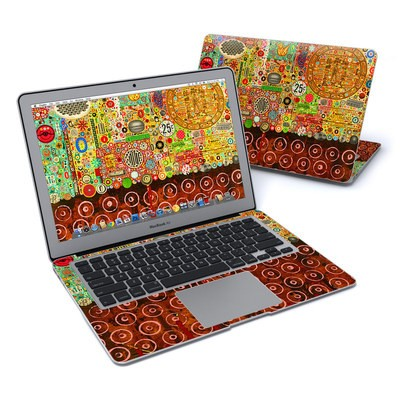 MacBook Air 13in Skin - Percolations
