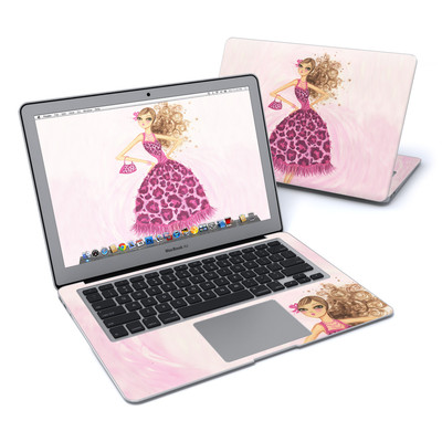 MacBook Air 13in Skin - Perfectly Pink