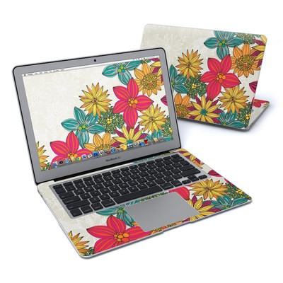 MacBook Air 13in Skin - Phoebe
