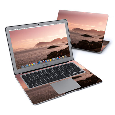 MacBook Air 13in Skin - Pink Sea