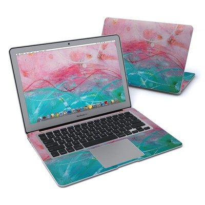 MacBook Air 13in Skin - Pink Sky