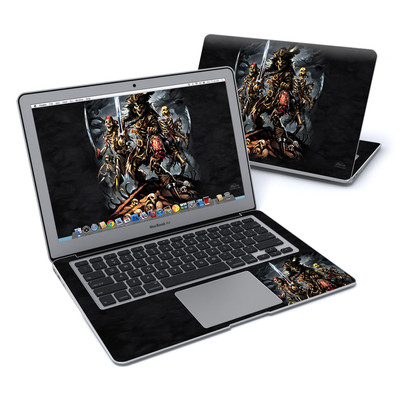 MacBook Air 13in Skin - Pirates Curse