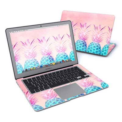 MacBook Air 13in Skin - Pineapple Farm