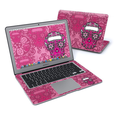 MacBook Air 13in Skin - Pink Lace