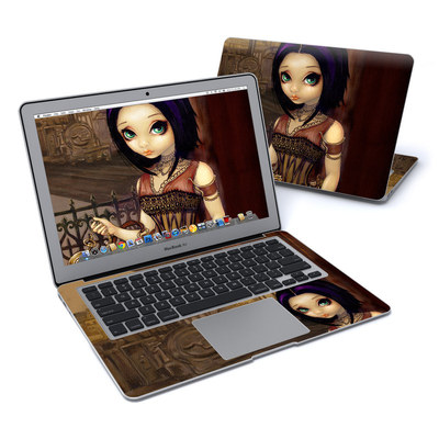 MacBook Air 13in Skin - Poe