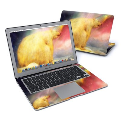 MacBook Air 13in Skin - Polar Bear
