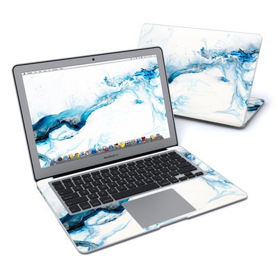 MacBook Air 13in Skin - Polar Marble