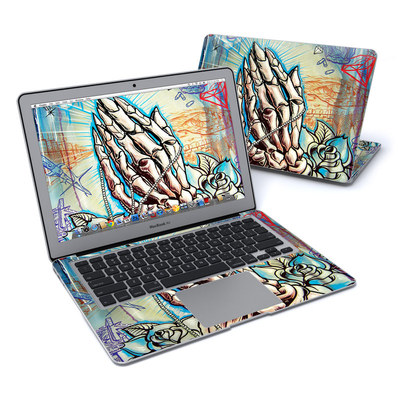 MacBook Air 13in Skin - Por Muerte