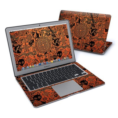 MacBook Air 13in Skin - Primitive Symbols