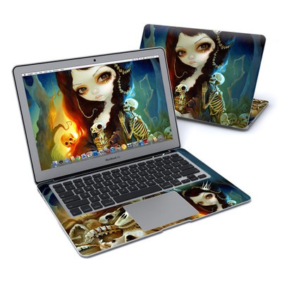 MacBook Air 13in Skin - Princess of Bones