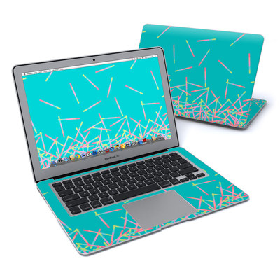 MacBook Air 13in Skin - Pop Rocks Wands