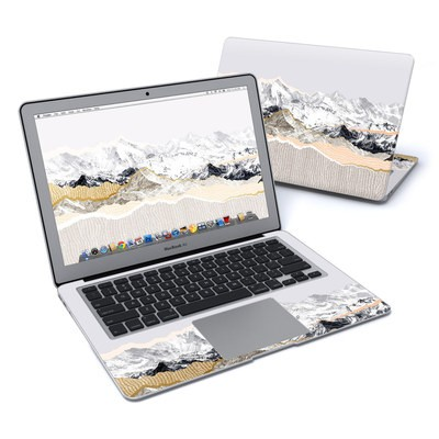 MacBook Air 13in Skin - Pastel Mountains