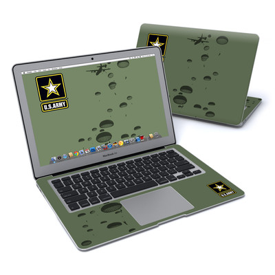 MacBook Air 13in Skin - Pull The Lanyard