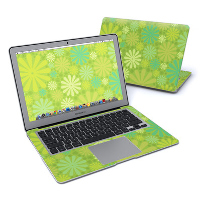 MacBook Air 13in Skin - Lime Punch