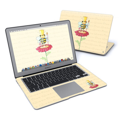 MacBook Air 13in Skin - Queen Bee