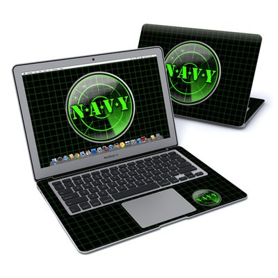 MacBook Air 13in Skin - Radar