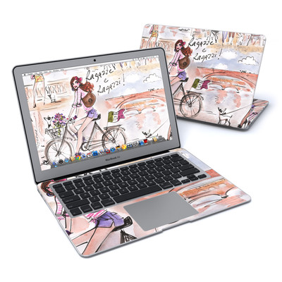 MacBook Air 13in Skin - Ragazze e Ragazzi