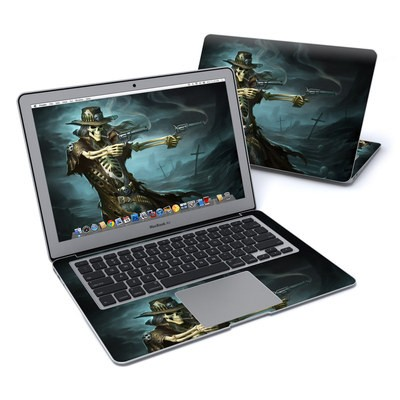 MacBook Air 13in Skin - Reaper Gunslinger