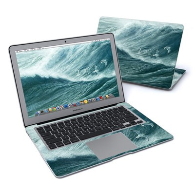 MacBook Air 13in Skin - Riding the Wind