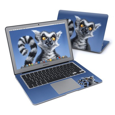 MacBook Air 13in Skin - Ring Tailed