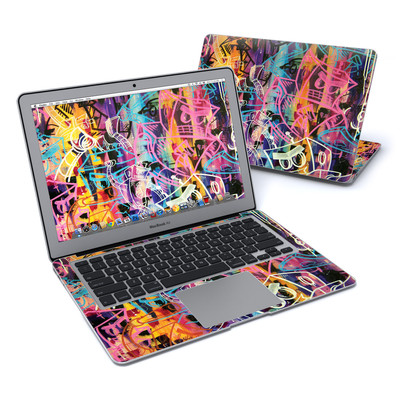 MacBook Air 13in Skin - Robot Roundup