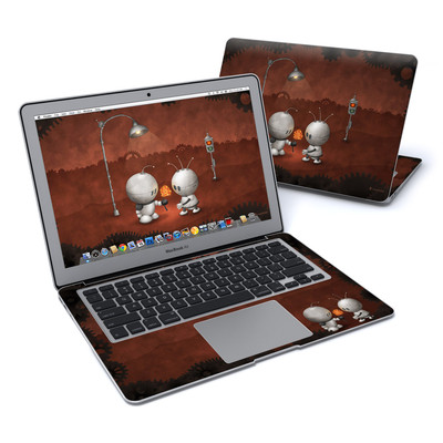 MacBook Air 13in Skin - Robots In Love