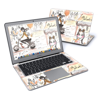 MacBook Air 13in Skin - Rome Scene