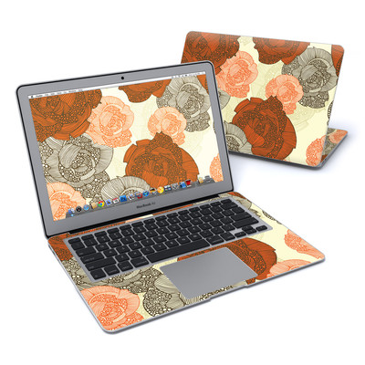 MacBook Air 13in Skin - Roses
