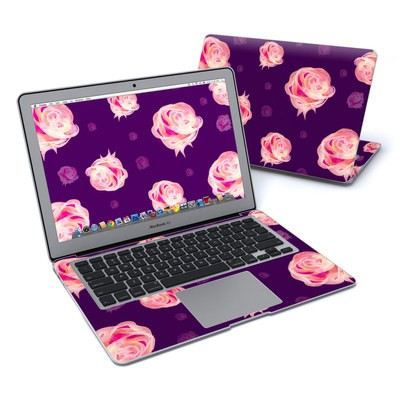 MacBook Air 13in Skin - Rosette