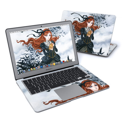 MacBook Air 13in Skin - Raven's Treasure