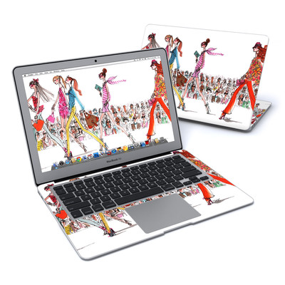 MacBook Air 13in Skin - Runway Runway