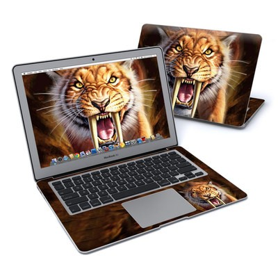 MacBook Air 13in Skin - Sabertooth