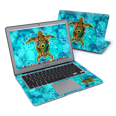 MacBook Air 13in Skin - Sacred Honu