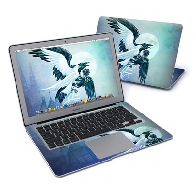 MacBook Air 13in Skin - Saint Corvus