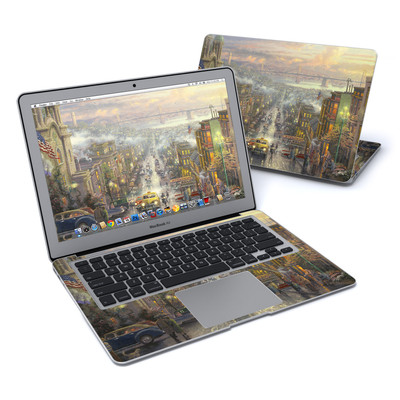 MacBook Air 13in Skin - Heart of San Francisco