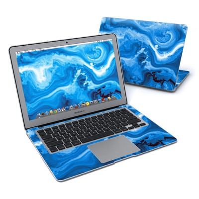 MacBook Air 13in Skin - Sapphire Agate