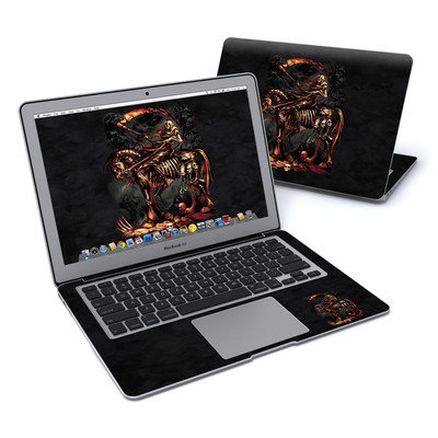 MacBook Air 13in Skin - Scythe