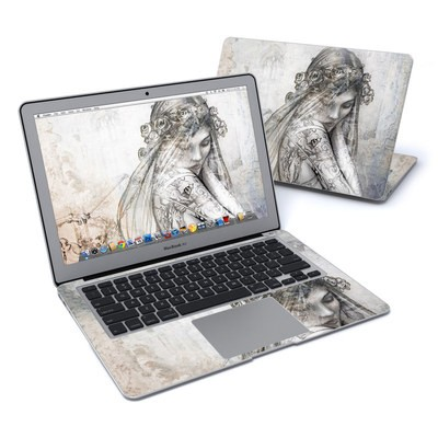 MacBook Air 13in Skin - Scythe Bride