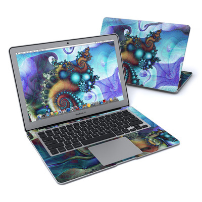MacBook Air 13in Skin - Sea Jewel