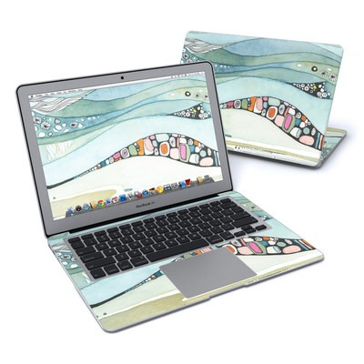 MacBook Air 13in Skin - Sea of Love