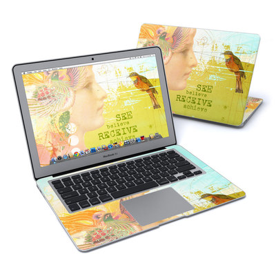 MacBook Air 13in Skin - See Believe