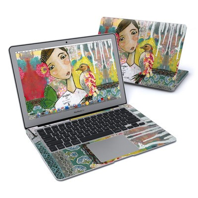 MacBook Air 13in Skin - Seeker of Hope