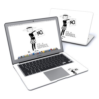 MacBook Air 13in Skin - Sentence