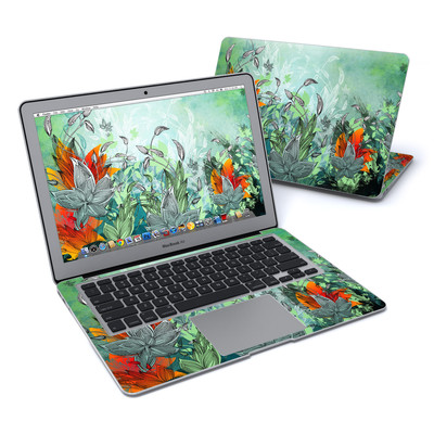MacBook Air 13in Skin - Sea Flora