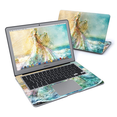MacBook Air 13in Skin - The Shell Maiden