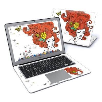 MacBook Air 13in Skin - Shine