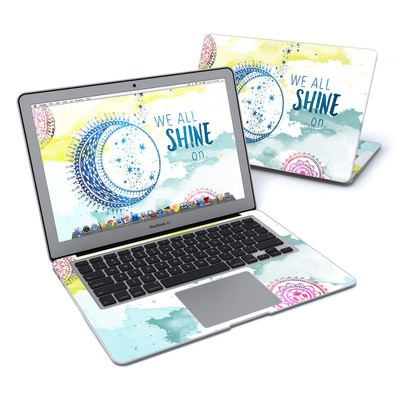 MacBook Air 13in Skin - Shine On