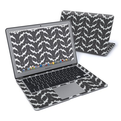 MacBook Air 13in Skin - Shiver of Sharks