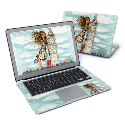 MacBook Air 13in Skin - The Sights London