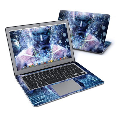 MacBook Air 13in Skin - Silence Seeker